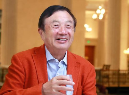 华为任正非表示在5G市场的价格方面与爱立信和诺基...