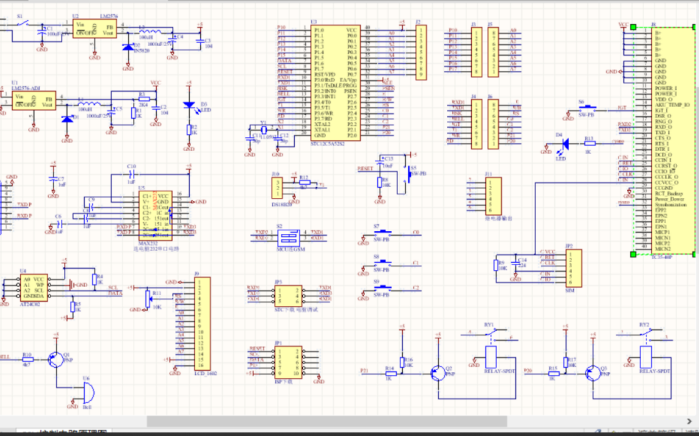 印刷电路板pcb的蚀刻工艺介绍