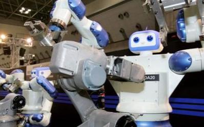 关于工业机器人智能控制的四种控制方式