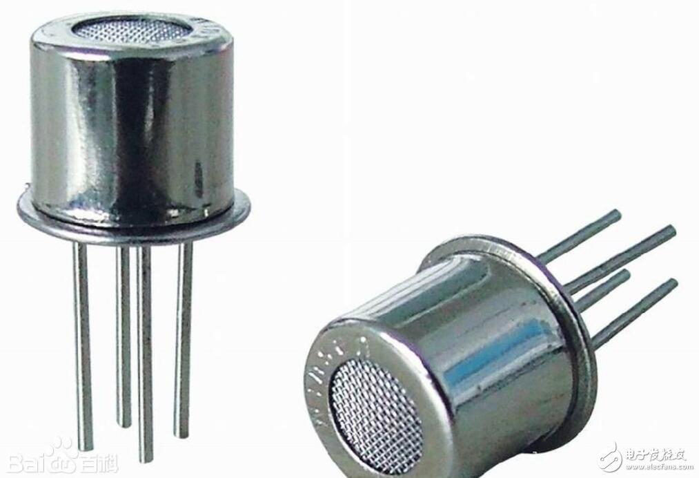 气敏传感器原理应用