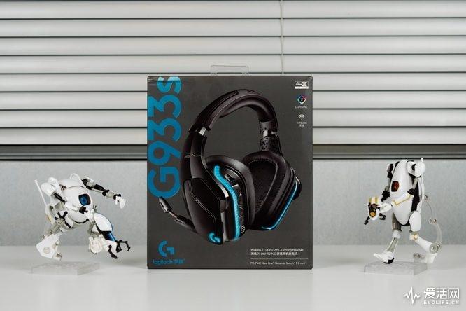 羅技G933s游戲耳機評測 給沉浸感升個級