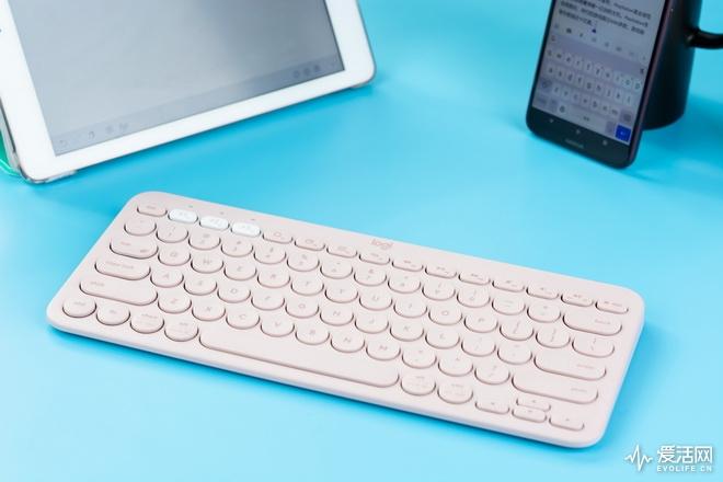 羅技K380便攜藍牙鍵盤試玩 到底有沒有購買價值