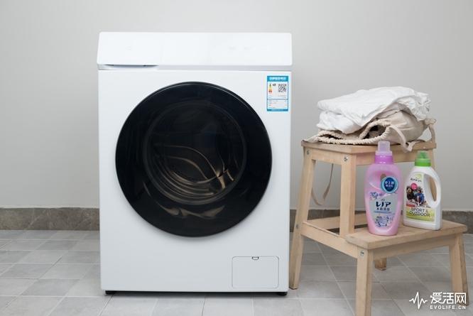 米家洗烘一体机评测 洗衣这件小事不必再麻烦妈妈了