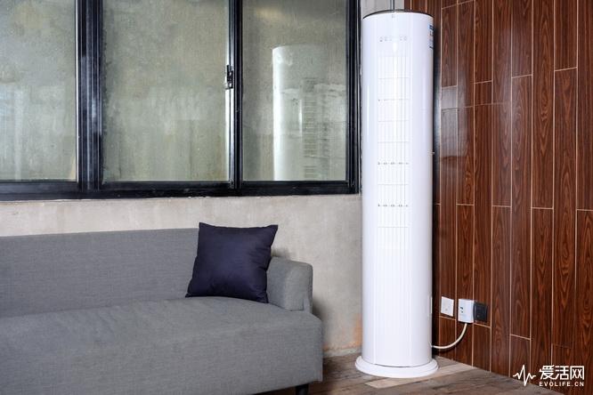 米家互联网立式空调C1评测 是一款非常有吸引力的空调