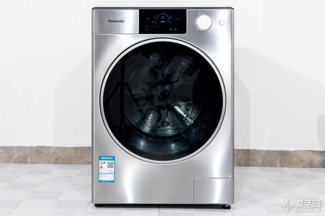 松下ALPHA洗衣机评测 有颜值又有内涵