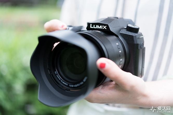 松下FZ1000II相机评测 出门旅游相机一个就好