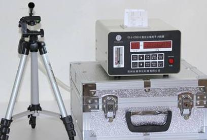 尘埃粒子计数器工作原理及使用注意事项