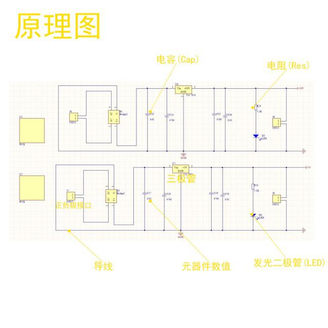 三个步骤设计PCB板