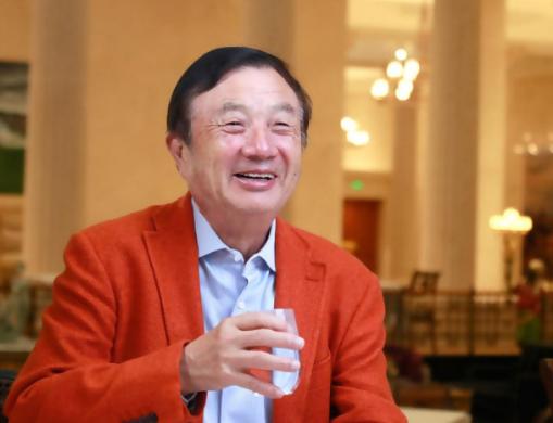 任正非表示中国没有垄断核心网先进的核心网有44%...