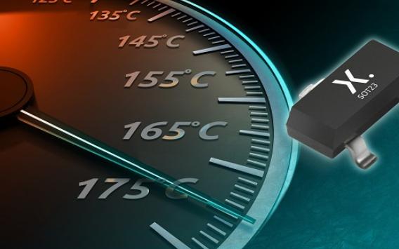 Nexperia发布适用于AEC-Q101高温应用的二极管和晶体管