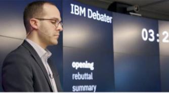 IBM与人类进行实时现场辩论的人工智能系统思考和论证方式不同_快艇发动机