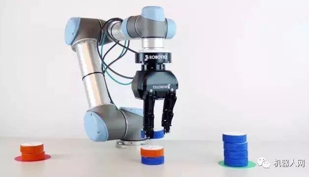 力传感器如何在机器人上应用