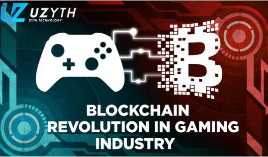 区块链技术具有多种方式发展游戏产业的潜力