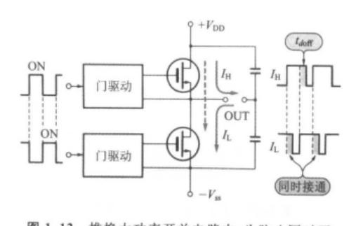 电力开关中不可缺少的死区时间发生电路的详细说明