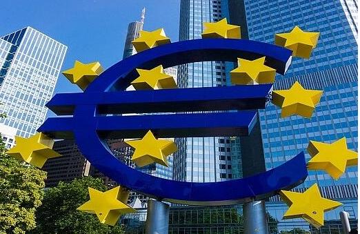 欧洲央行计划发行欧元数字货币ECB-Coin来对...