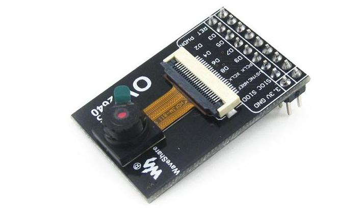 STM32F103驱动OV2640摄像头的程序免费下载