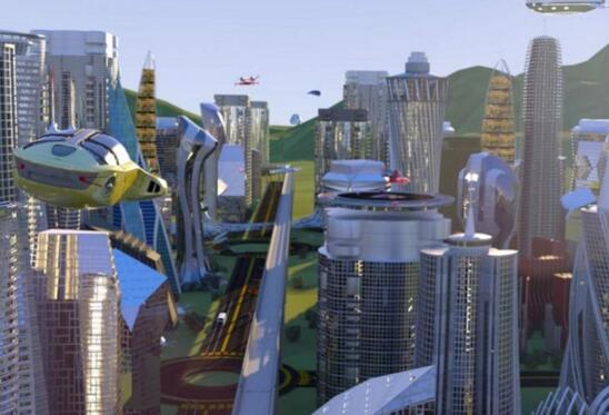 区块链可以用于虚拟现实VR行业帮助规范虚拟财产市场