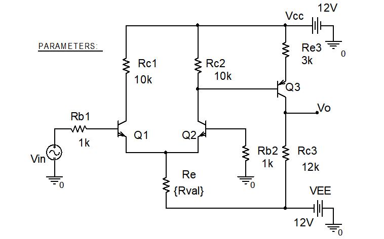 晶体管放大器等电路的OrCAD仿真技巧详细说明