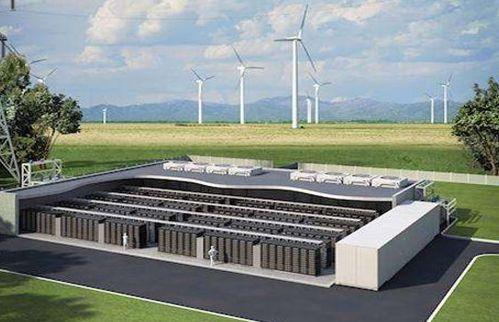 澳大利亚8.22亿元投建500MW太阳能+250MW电池储能项目