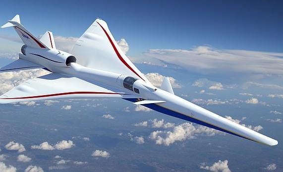 我国研制的新一代绿色超声速民航飞机将有望像高铁一样提速