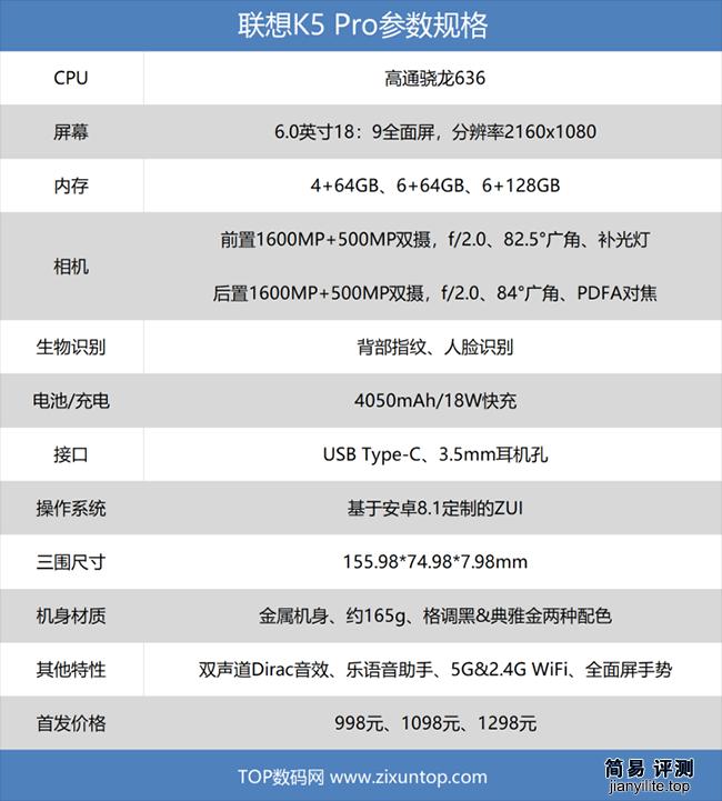 """联想K5Pro评测 无短板的千元""""水桶机"""""""