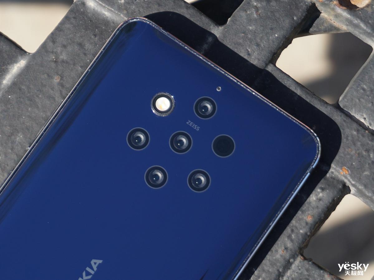 Nokia9PureView上手体验 探索手机的未来影像方向