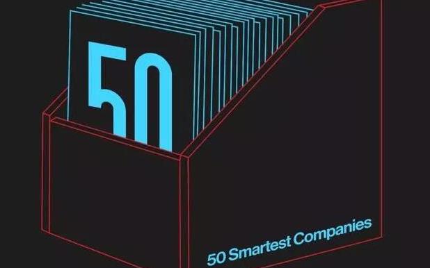 """麻省理工科技评论2019年""""50家聪明的公司""""榜单 华为阿里旷视等中国公司占据三分之一榜单"""