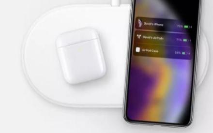 苹果申请AirPower商标 无线充电器或还有可能