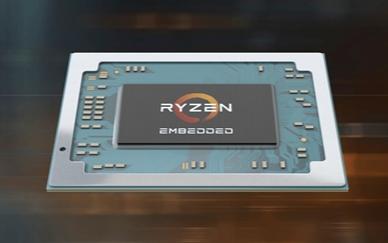 AMD發布嵌入式EPYC 16核心功耗僅100W
