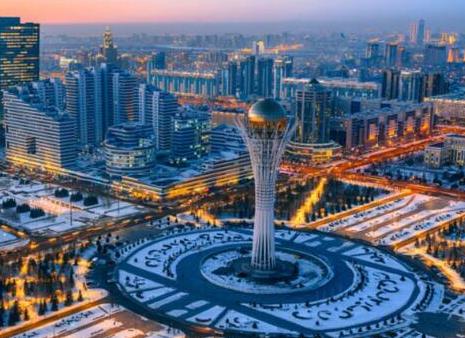 哈萨克斯坦公司希望区块链与加密货币协会能得到法律...