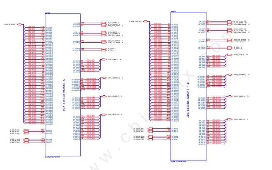 HP6440B笔记本电脑的电路原理图合集免费下载