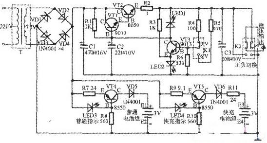 直流稳压电源的应用范围及电路设计