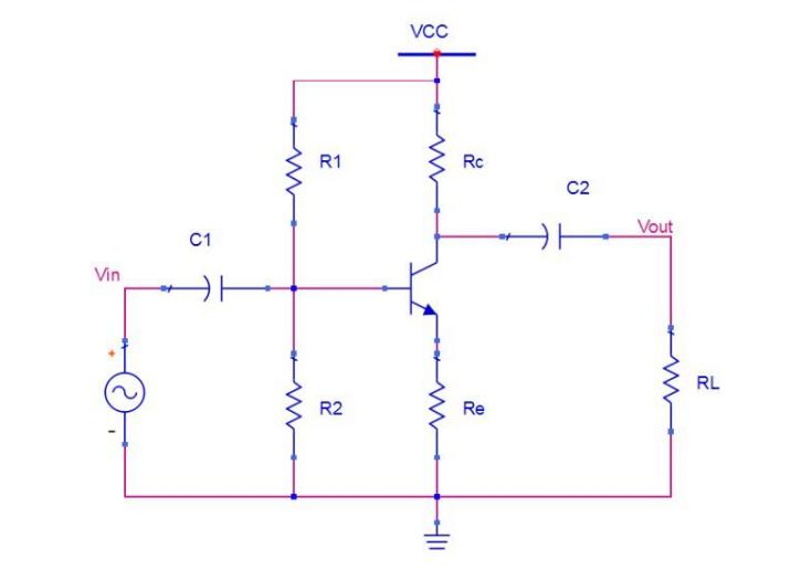 电路基础之共射放大电路的设计