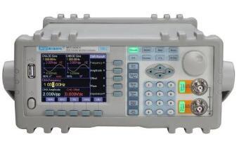 信號發生器的主要指標
