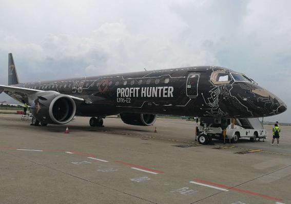 巴航工业的最新E195-E2机型将开启全球巡演之旅