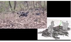 AI算法帮助无人机在未知的杂乱环境中自主导航