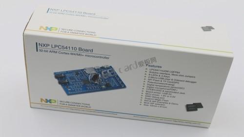 NXPLPC54110Board评测 合理美观的布局堪称教科书