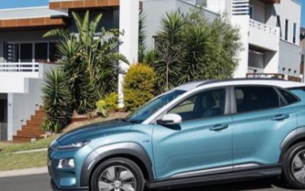 现代Kona EV欲打造为最实用的纯电动汽车