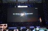 海信发布全球首款叠屏电视 可实现150000:1...