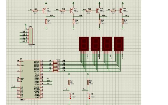 如何使用51单片机完成时钟形式显示资料和程序及电路图免费下载