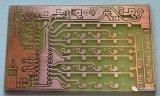 详解线路板外层电路的蚀刻工艺及先期存在的问题