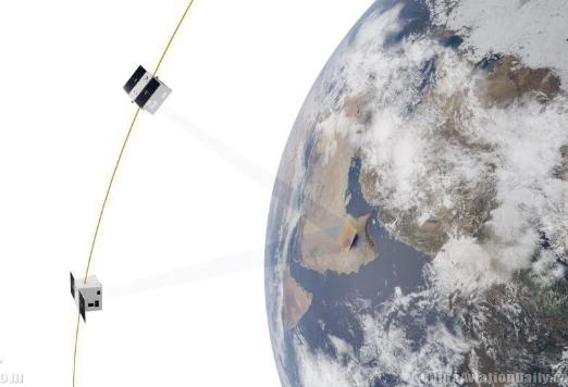 法国航天局CNES与空中客车共同签订了CO3D光...