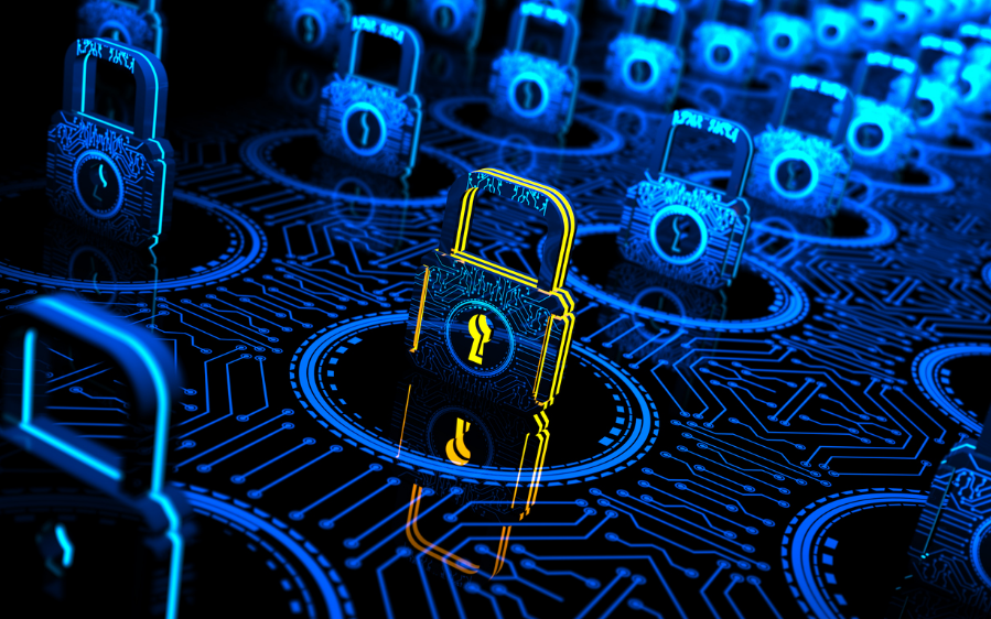 全球网络安全市场最近一个季度的出货量达到97亿美元