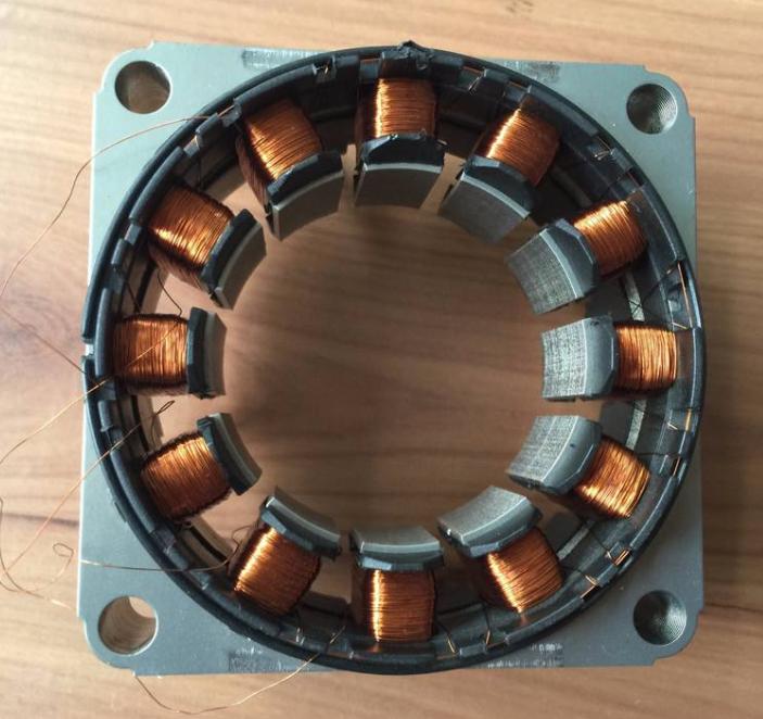 绕线电机滑环碳刷常见故障与处理办法