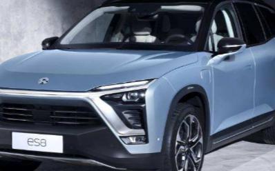 蔚来电动汽车ES8新科技品质担当