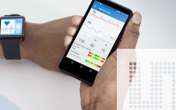 艾迈斯半导体推出新型智能健康传感器