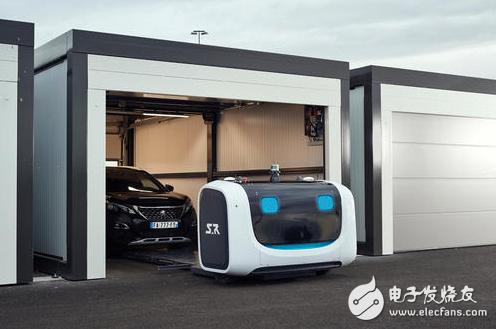 智能停车机器人即将入驻大兴国际机场