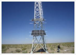 湖北移动通过给通信基站加装智能温度控制装置达到了...