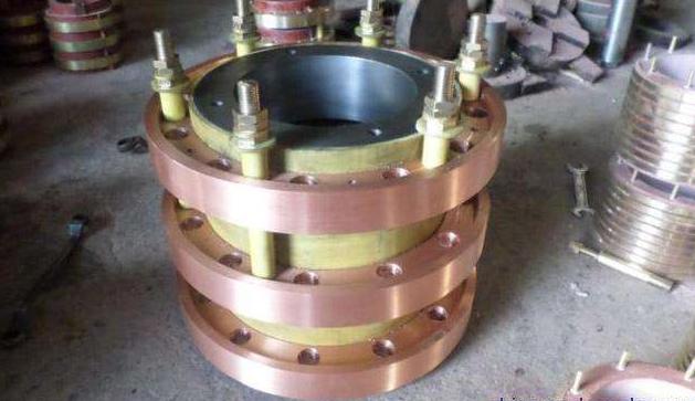 高压电机滑环的作用及工作原理