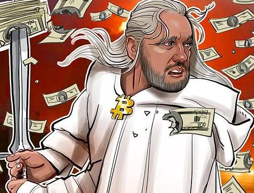 维基解密创始人正在通过加密电子货币来避开各国政府...